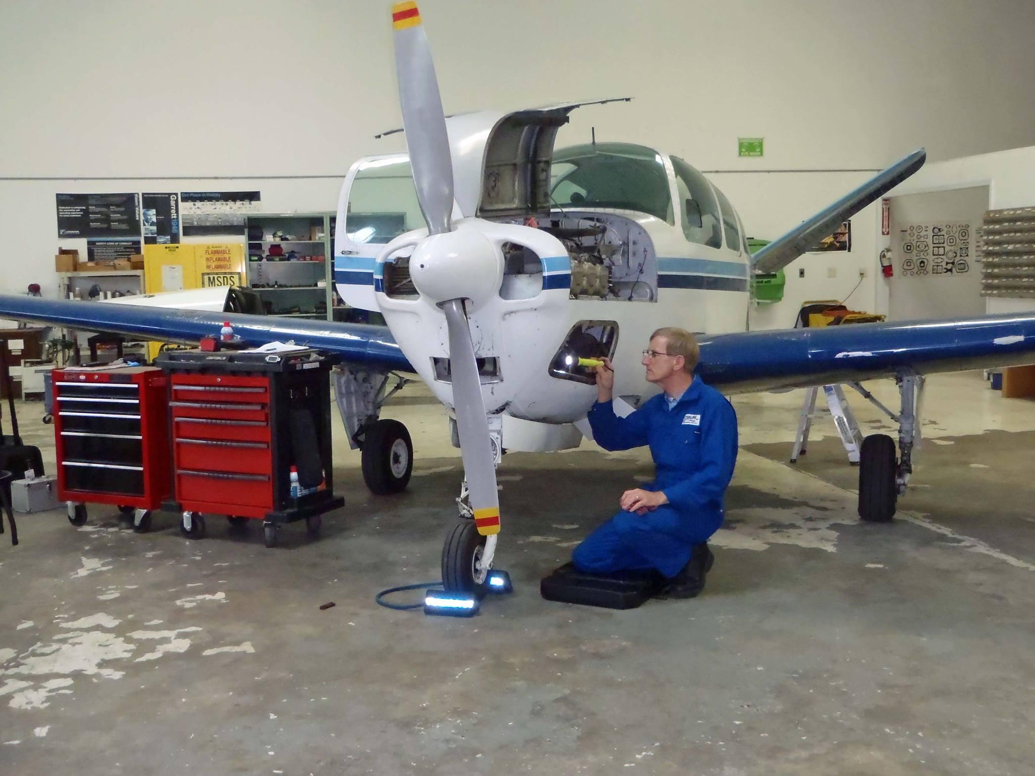 Sterling Aero Marine Services Winterization Repair