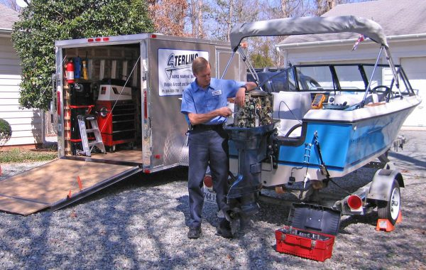 Boat repair and service for Lake Anna, Lake Louisa, Lake Monticello, and Surrounding Areas in Virginia